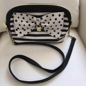 NWOT Betsey Johnson Crossbody Bag